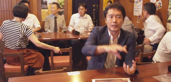 マーチャントクラブ戸張賢治さん